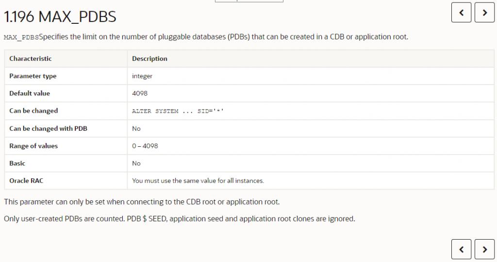 Oracle Multitenant optie voor Azure of AWS AC2 niet bruikbaar